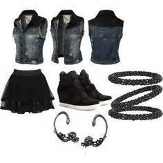 Bad Girl Outfit ;) | Closet black n rock | Pinterest | Bad ...