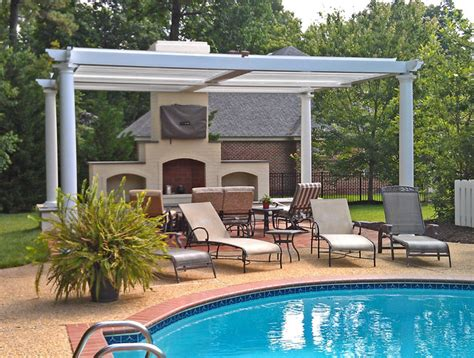 arcadia louvered roof a variety of installation types