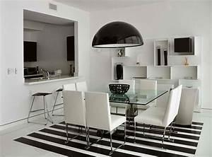 Haus Von Schwarz Und Weiß : inspiration von schwarz und wei esszimmer set ein haus in schwarz und wei als dominierende ~ A.2002-acura-tl-radio.info Haus und Dekorationen