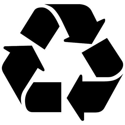 recycle symbol vector label download at vectorportal