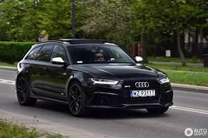 Audi Rs6 : audi rs6 avant c7 2015 16 may 2017 autogespot ~ Gottalentnigeria.com Avis de Voitures