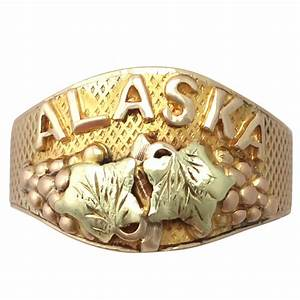 Gold To Go : 1950s black hills gold alaska ring for sale at 1stdibs ~ Orissabook.com Haus und Dekorationen