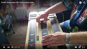 Fender Stringmaster Mk I Tone Control Usage