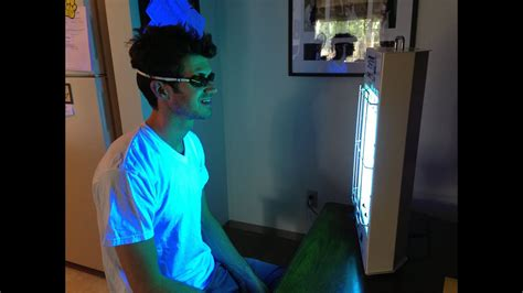 Sperti Vitamin D Lamp Review - YouTube