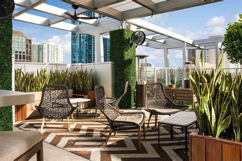 rooftop  wlo hotel restaurant nightclub design  big time design studios