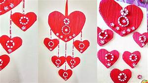 Newspaper Wall Hanging || Newspaper crafts - YouTube
