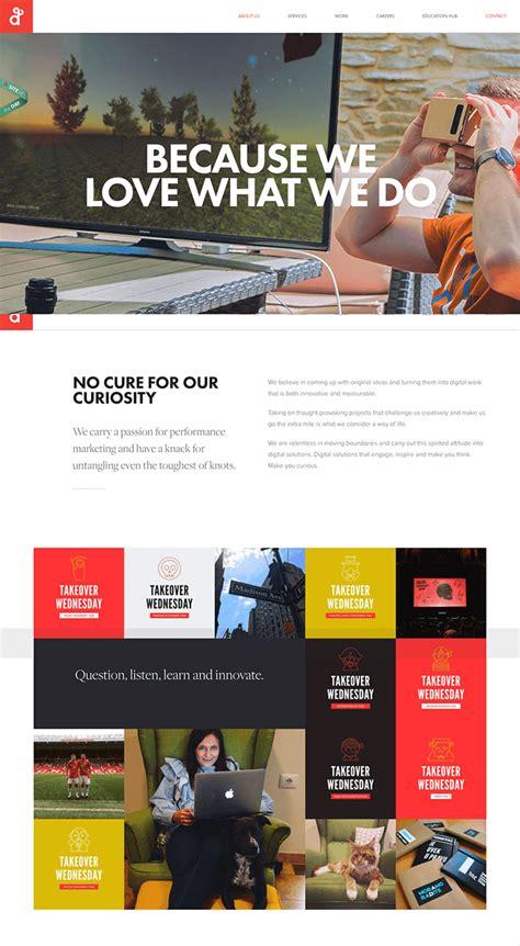 pages  design inspiration spyrestudios