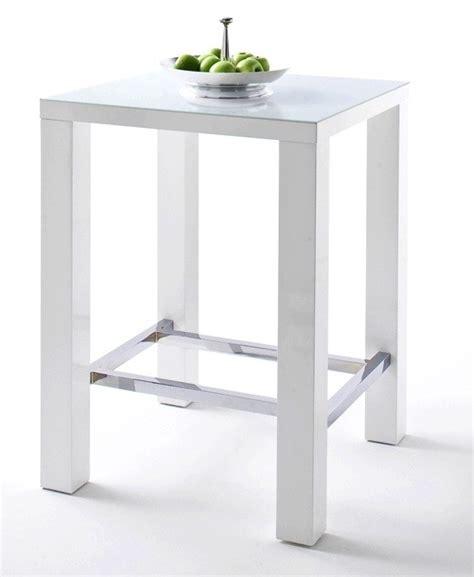 table de cuisine ikea blanc table de bar haute pas cher