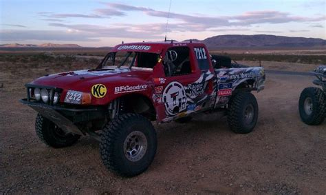 Ford Ranger Off Road Race Parts