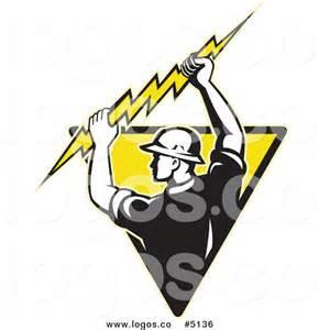 Royalty Free Electrician Logos
