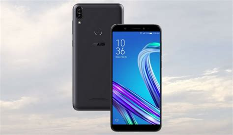 asus zenfone max pro   gb ram mp front camera