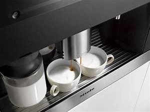 Miele Einbau Kaffeevollautomat : miele 9521960 cva6401 brillantmit bohnenmahlwerk einbau ~ Michelbontemps.com Haus und Dekorationen