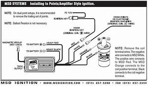 6al Msd Ignition Wiring Diagram