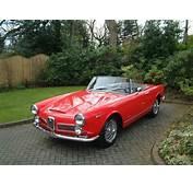 1964 Alfa Romeo 2600 Spider For Sale  Classic Cars