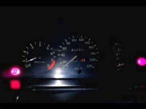 Idle Rpm Mazda 323 Lantis Youtube