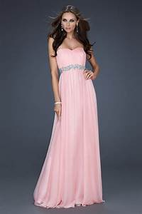 Cheap Pink Prom Dresses - Iris Gown