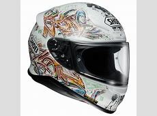 Shoei RF1200 Graffiti Helmet RevZilla