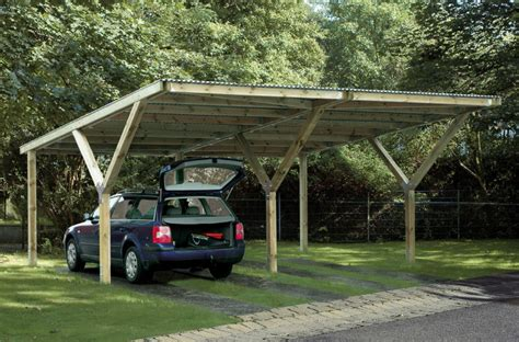 Carport Holz Satteldach Bausatz Bvraocom