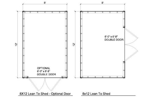 8x12 shed plans materials list 8 215 12 shed plans materials list plans shed plans calculator
