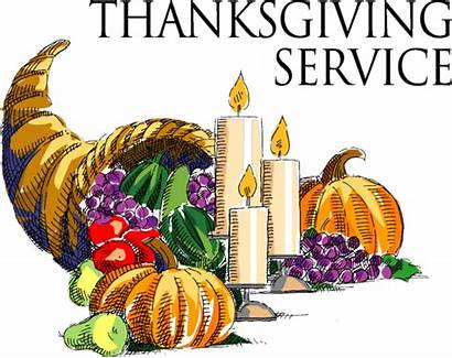 Thanksgiving Service Church Community Services Christ Lutheran