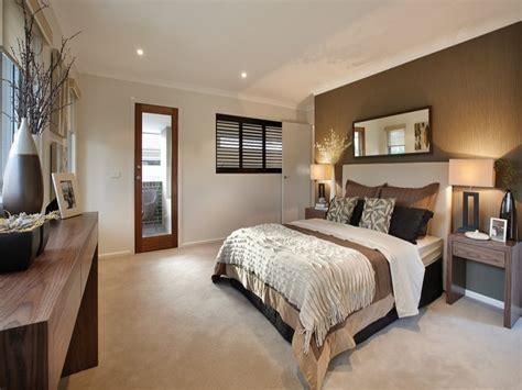 classic bedroom design idea with carpet bi fold windows