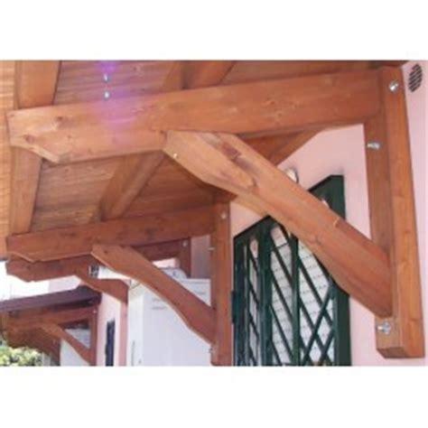 staffe per tettoie in legno mensola per pensilina tettoia aranova legno system e