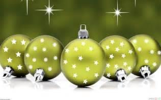 green christmas tree balls wallpaper 20518 open walls