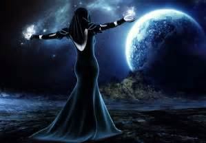 Fantasy pictures with witches Barbaras Fantasy World
