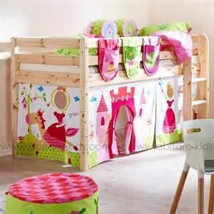 Rideaux Chambre Fille Princesse by Classic By Flexa Lit Mi Hauteur 90x200 Cm Blanchi Avec