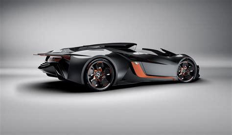 real future cars lamborghini diamante concept from the