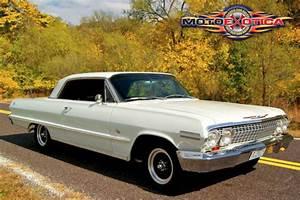 Chevrolet Impala Coupe 1963 Ermine White For Sale