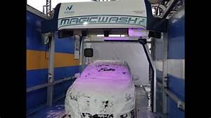 Magic Wash 360 - Automatic Touch Free Car Wash