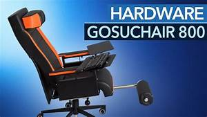 Günstiger Gaming Stuhl : gosuchair 800 der ultimative gaming stuhl made in germany youtube ~ Orissabook.com Haus und Dekorationen