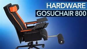 Iprotect Gaming Stuhl : gosuchair 800 der ultimative gaming stuhl made in germany youtube ~ Watch28wear.com Haus und Dekorationen