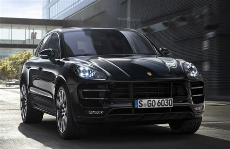Porsche Macan 2014 Suv Turbo S Diesel by Ad Get Up And Personal With The All New Porsche
