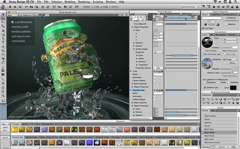 design 3d cxi professional 3d modeling and animation software for the mac strata