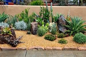 Idee Amenagement Jardin : jardin de rocaille id es et astuces pour l 39 am nager ~ Melissatoandfro.com Idées de Décoration