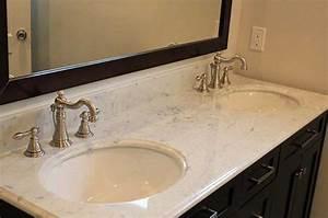 Inspiring Bathroom Countertops Ideas In Various Of