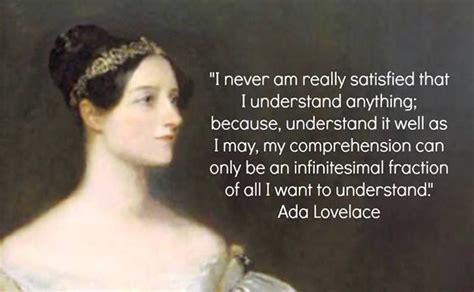 lovelace quotes quotesgram