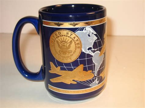 Alibaba.com offers 1,347 handleless coffee mugs products. Navy Mug - Military Collectibles - Old, Vintage Military Collectibles For Sale