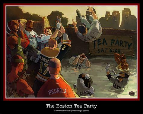 boston tea party  cvpunk