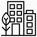 Apartment Apartment Icon Icon Building Residential Building