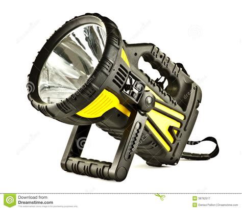 le torche puissante torche puissante photographie stock libre de droits image 38762517