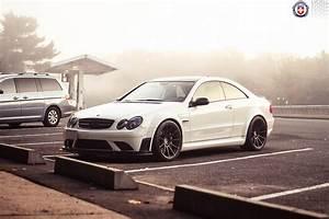 Mercedes Clk Tuning : w209 mercedes clk black series with hre p43sc ~ Jslefanu.com Haus und Dekorationen