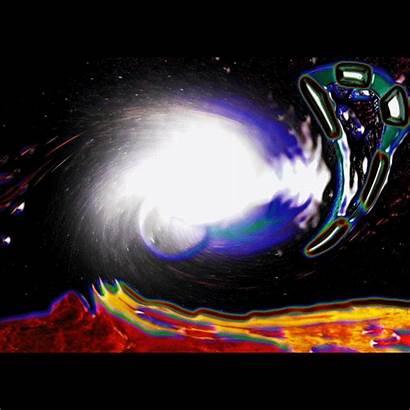 Portal Moving Animation Mazdak Alpha Universe Towards