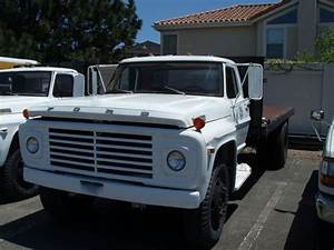 Buy Used 1970 Ford F700 Flat Bed Truck In San Jose