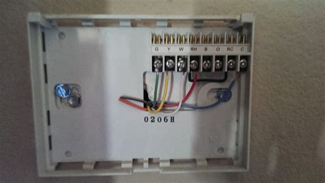 Five Wire Thermostat Wiring Diagram five wire thermostat wiring diagram