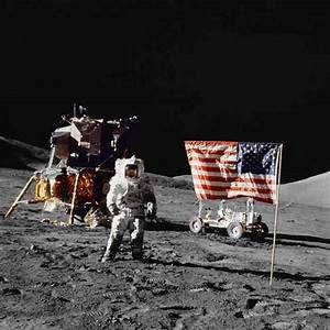 Lunar Legacy: 45 Apollo Moon Mission Photos | Apollo Lunar ...