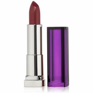 Maybelline ColorSensational Lip Color, Blissful Berry [410 ...