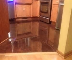 metal illusion epoxy floors garage floor coatings kitchen other by cities icoat llc